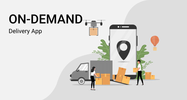 Pronto by Adsum – Instant On-Demand Pickup Delivery App India