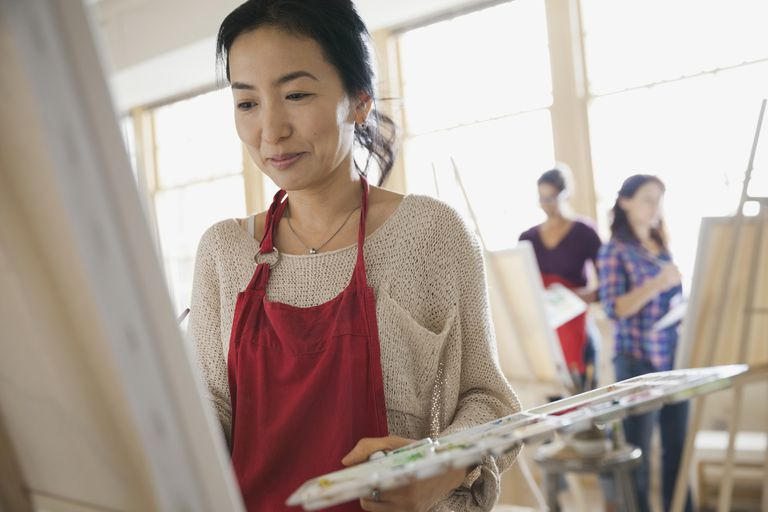 The Power Of Art In Relieving Stress And Anxiety