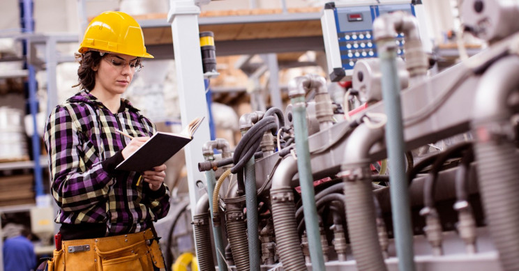 The job profile of the industrial engineer today and his skills